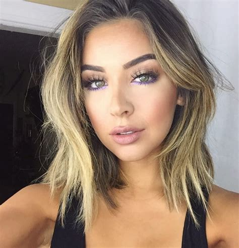 Nadia Mejia Lob Hairstyles   Hair World Magazine
