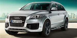 New Q7 S Line Edition Models From Audi UK