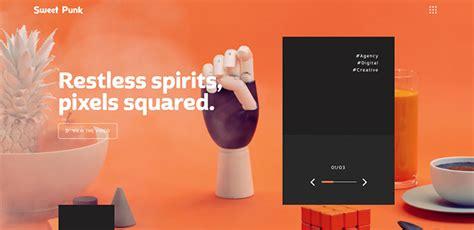 creative websites  engaging image slider web