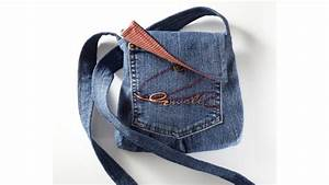 Nähen Aus Alten Jeans : jeanstasche aus einer alten jeans n hen ~ Frokenaadalensverden.com Haus und Dekorationen