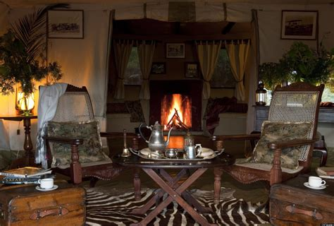 Most Romantic Hotel Fireplaces (photos)  Travel + Leisure