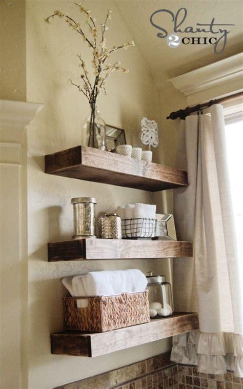 easy diy floating shelves floating shelf tutorial video  plans