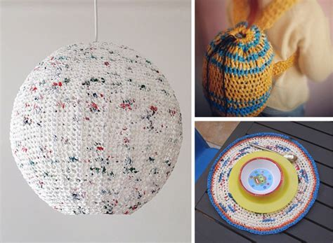 imagenes  ideas  reciclar bolsas de plastico