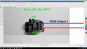 Gecko G540 Relay Configuration  U0026 Wiring Diagram Explained