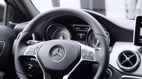 mercedes benz  gla road  interior hd trailer youtube