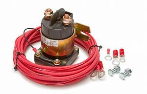 High Amp Alternator Shutdown Relay