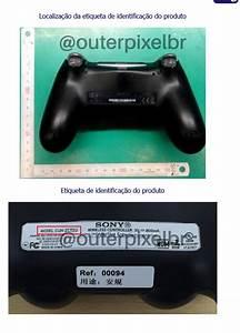 New PS4 DualShock 4 CUH ZCT2U Controller Passes Through