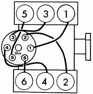 Chevy Truck Spark Plug Wire Diagram