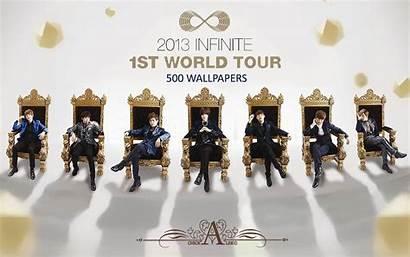 Kpop Wallpapers Infinite Wallpapersafari
