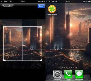 LiveWallpaper Allows You To Set Scrolling or Animated ...