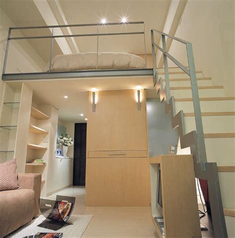 mezzanine bedroom interior design ideas