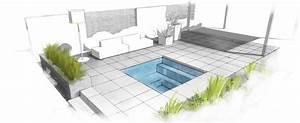 Kleiner Pool Terrasse : kleiner pool im garten pool f r kleine grundst cke ~ Sanjose-hotels-ca.com Haus und Dekorationen