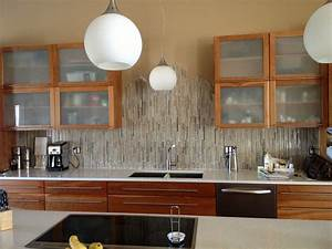 Glass, Kitchen, Backsplash, Ideas, 1170, U2013, Decorathing