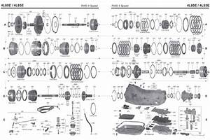 Transmission Repair Manuals 4l80e   4l85e