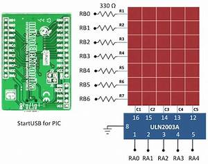 Lab 12  Basics Of Led Dot Matrix Display