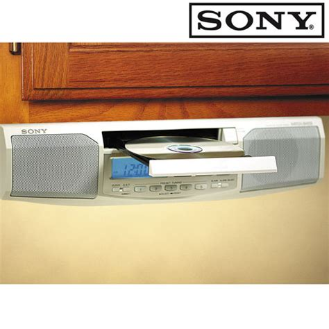sony under cabinet radio cd player heartland america product no longer available