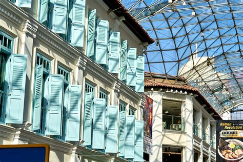 architectural photography bugis junction singapore details