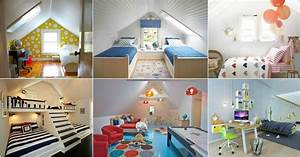 Attic, Kids, Bedroom, Ideas, That, Will, Catch, Your, Eye