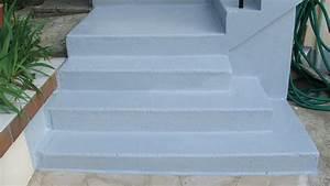repeindre un escalier exterieur With peindre du ciment exterieur