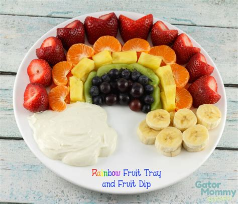 foodista a rainbow recipe roundup