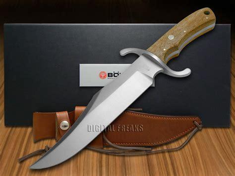 BOKER TREE BRAND Chestnut Full Tang Bowie Knives Knife   eBay