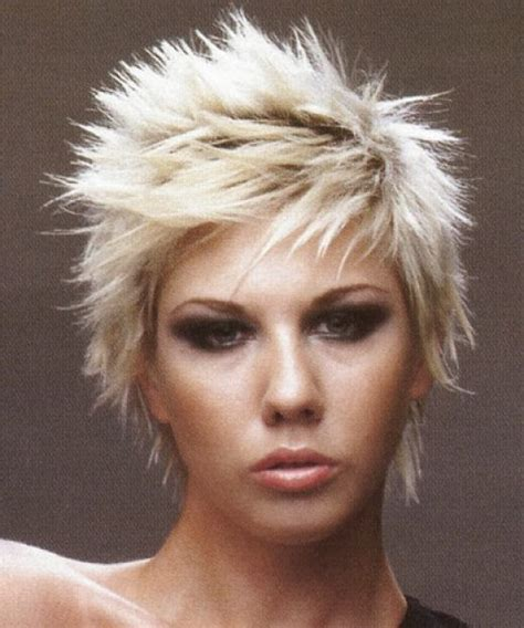 short punk hairstyles like pixie and undercut hairstyles