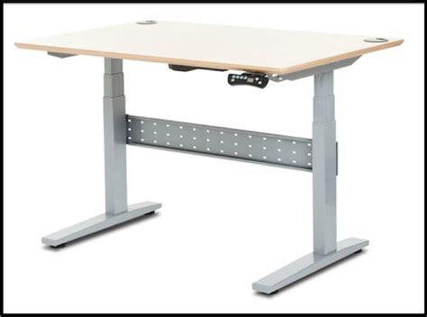 adjustable height stand up desk geekdesk adjustable height stand up desk review