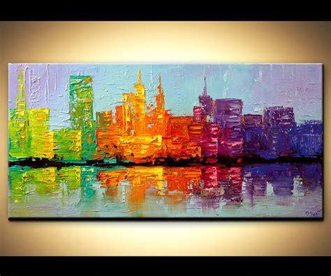 25 best ideas about city painting on pinterest city art