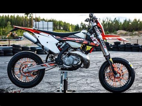 Klx Supermoto by Kawasaki Klx 150 Review Modifikasi Supermoto Klx