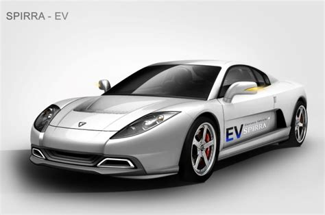 Yet Another All-electric Supercar, This One From