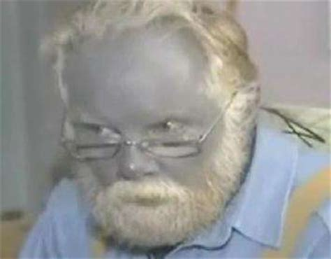 miracle product turns man  smurf  blue man