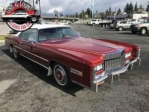 Cadillac Eldorado Cabriolet : 1976 cadillac eldorado convertible for sale 82973 mcg ~ Medecine-chirurgie-esthetiques.com Avis de Voitures