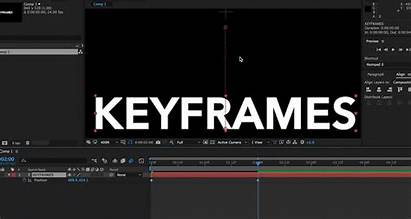 Motion Types Keyframe Path Effects Element Basic
