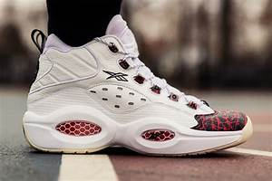 Reebok Unveils Prototype Of The Question For Allen Iverson ...