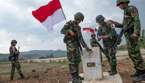 Indonesia Timor Leste Agree To Solve Border Issues