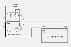 Delco Remy Wiring Diagram