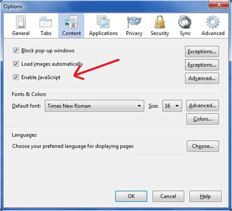 how to enable javascript how to enable javascript