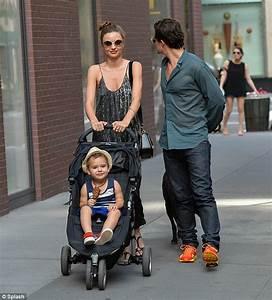Still Kerr-azy in love: Miranda and Orlando Bloom make ...