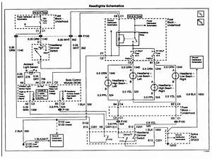 05 Chevrolet Silverado Ignition Wiring Diagram  Chevrolet