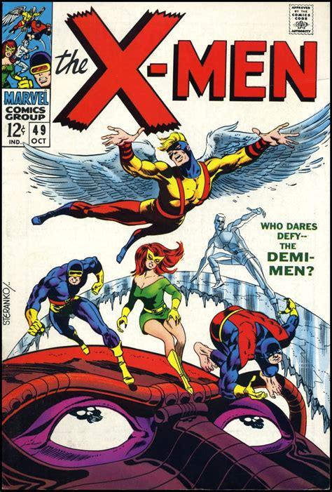 steranko marvel covers comics jim uncanny cap comic 1963 xmen posters series story