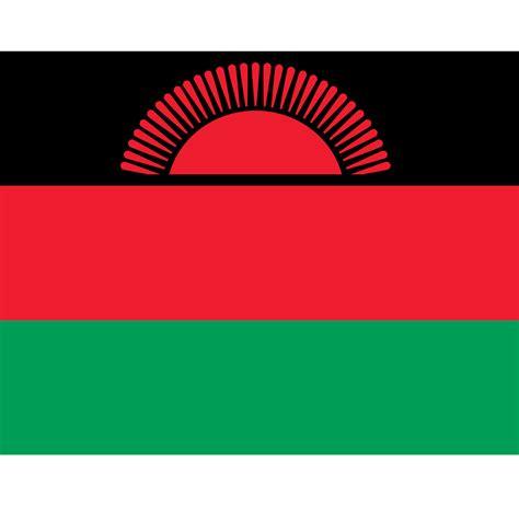Clip Art: Malawi Old Flag Drapeau Bandiera ... - ClipArt ...