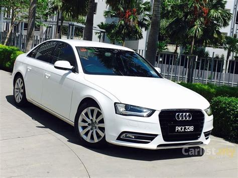 2012 Audi A4 by Audi A4 2012 Tfsi 1 8 In Penang Automatic Sedan White For