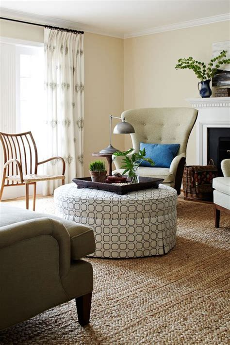 Large Living Room Ottoman by Trend Ottomans As Coffee Tables In 2019 Interiors