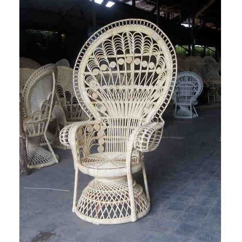 peacock wicker chair wholesale collection rattan