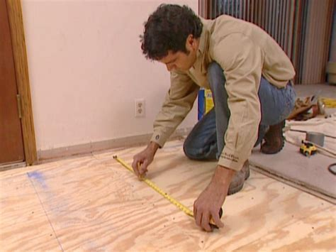 How to Install Wide Plank Flooring in a Kitchen   how tos