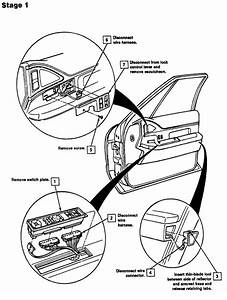 I Need To Replace The Speakers In My 1991 Buick Park