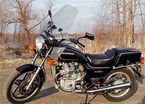 1982 Honda Silverwing Gl500 Owners Manual