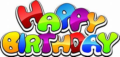 Birthday Happy Clipart Text Debbie Cliparts Easy
