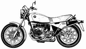 The Bmw R G  S
