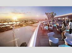 What will the New Brisbane Queen's Wharf Casino look like